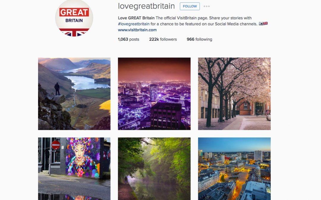 Kreative Kampagnen mit Instagram